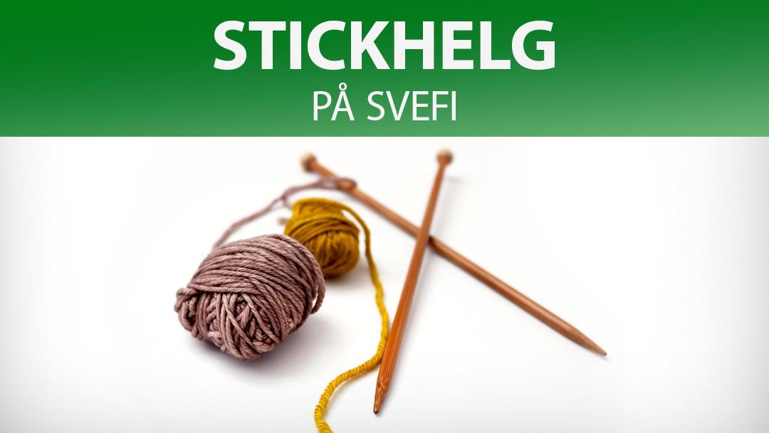 Stickhelg