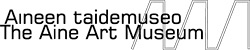 Logo: Aines konstmuseum