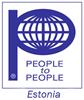 Logo: People to People Estonia
