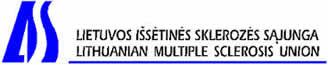 Logo: Lithuanian Multiple Sclerosis Union