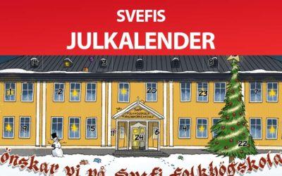 Svefis julkalender