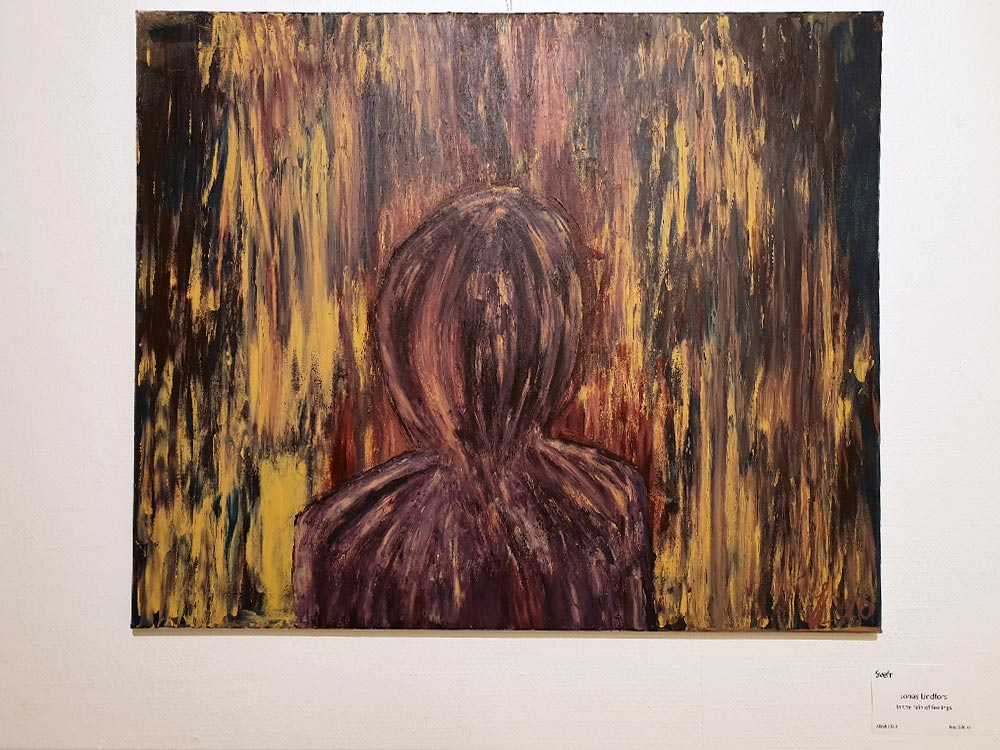 In the Rain of Feelings - Jonas Lindfors