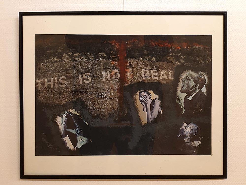 This is Not Real - Jonas Lindfors