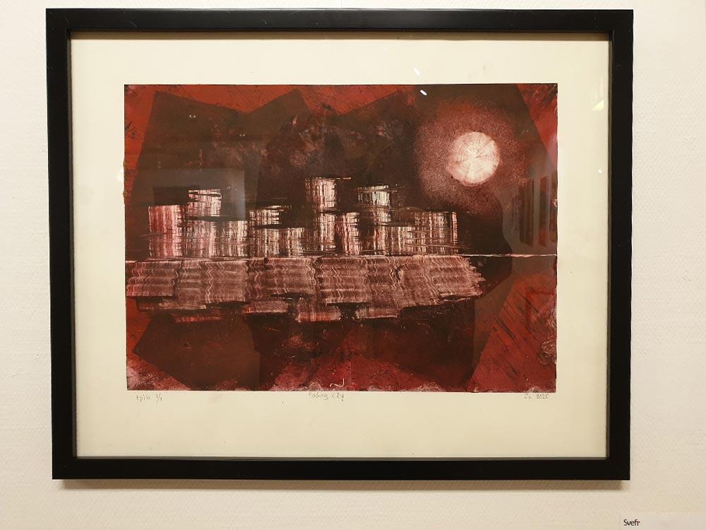 Fading City - Jonas Lindfors